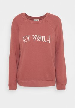 Whistles - ET VOILA LOGO - Sweater - pale pink