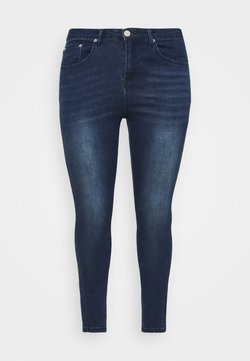 Glamorous Curve - Jeans Skinny Fit - blue indigo