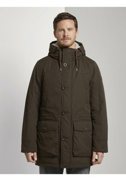 TOM TAILOR - Parka - delicioso brown