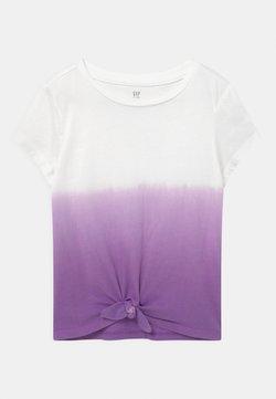 GAP - GIRL  - Printtipaita - grape jelly