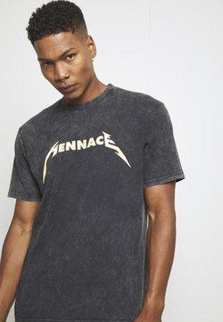 Mennace - TOUR 94 - T-Shirt print - black