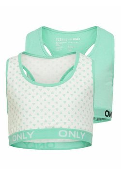 Kids ONLY - 2 PACK - Top - brook green