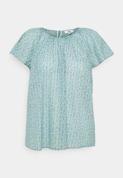 Noa Noa - BREEZY VOILE - T-Shirt print - green