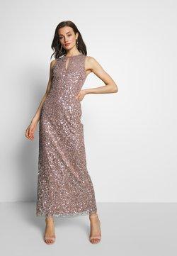 Lace & Beads - MAXI - Ballkleid - rose