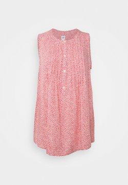GAP - PINTUCK  - Bluse - pink ditsy
