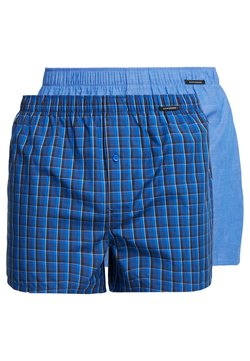 Schiesser - 2 PACK - Boxershorts - royal