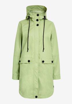Next - Regenjacke / wasserabweisende Jacke - green