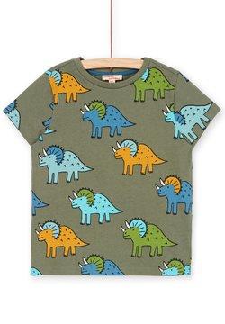 Du Pareil au Même - T-Shirt print - green