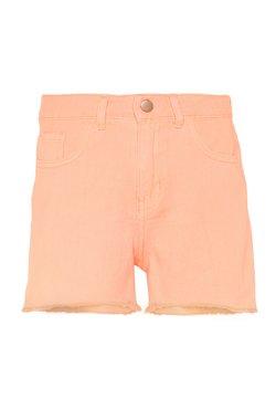 Name it - NKFRANDI MOM TWIIZZA CAMP - Jeansshort - peach nectar