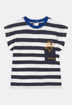Petit Bateau - T-Shirt print - smoking/marshmallow