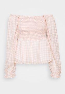 Love Copenhagen - UMILINA BLOUSE - Bluse - dusty pink