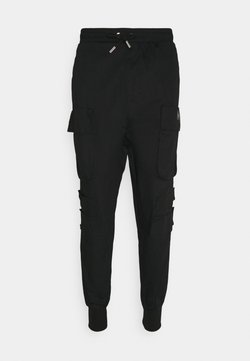 Sixth June - NEW PANTS - Cargo trousers - black