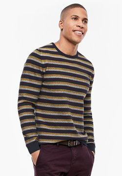 s.Oliver - TRUI - Strickpullover - yellow