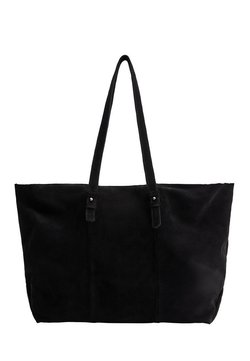 Mango - Shopping bag - schwarz