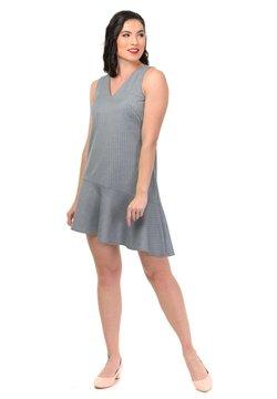 Diyas London - DRESS SMART - Vestido informal - gray