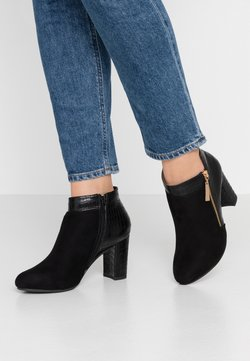 Wallis - ANNALISA - Ankle boots - black