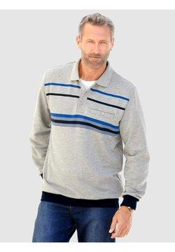 Roger Kent - Sweatshirt - grau,blau