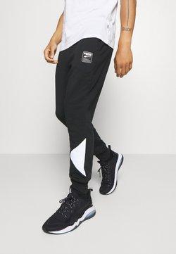 Puma - REBEL PANTS BLOCK - Jogginghose - black