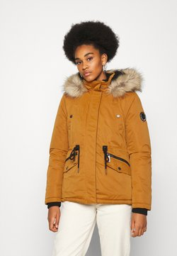 Superdry - ALPINE JACKET - Winterjacke - flaxen