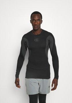 Champion - LONG SLEEVE - Maglietta a manica lunga - black