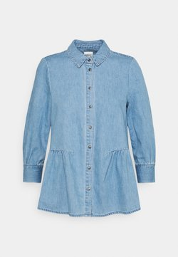 ONLY Petite - ONLMARY CANBERRA AUTHENTIC - Camicia - medium blue denim
