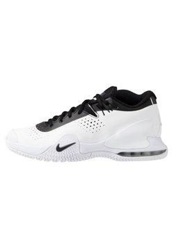 Nike Performance - COURT TECH CHALLENGE - Zapatillas de tenis para todas las superficies - white/black/persian violet