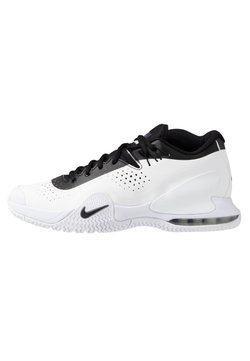 Nike Performance - COURT TECH CHALLENGE - Multicourt Tennisschuh - white/black/persian violet
