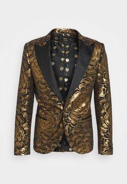 Twisted Tailor - EMILIANO - Veste de costume - gold