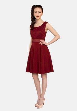Felanitx - Cocktailkleid/festliches Kleid - bordeaux