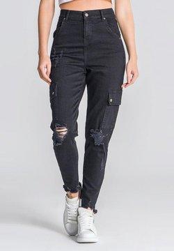 Gianni Kavanagh - Jeans slim fit - black