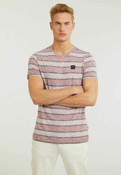 CHASIN' - T-Shirt print - pink