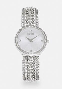LIU JO - CHAINS - Montre - silver-coloured