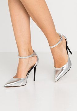 Even&Odd - Zapatos altos - silver