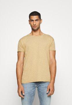 Nudie Jeans - ROGER - T-shirt - bas - beige