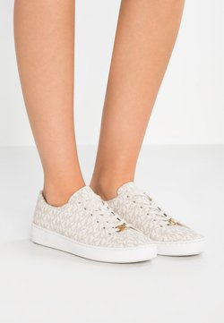 MICHAEL Michael Kors - KEATON LACE UP - Sneaker low - vanilla