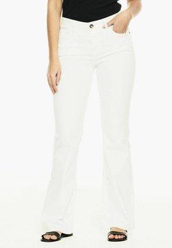 Garcia - Jeans a zampa - white
