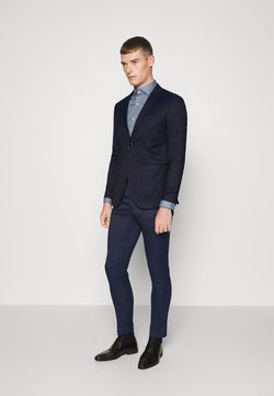 Jack & Jones PREMIUM - JPRBLAFRANCO MIX SUIT - Suit - Dark Navy