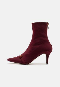 RAID - HOPE - Classic ankle boots - wine