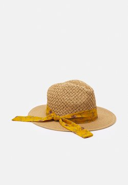 Anna Field - Chapeau - beige/mustard yellow