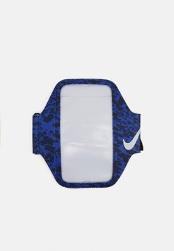 Nike Performance - LEAN ARM BAND - Varios accesorios - astronomy blue/black/ silver