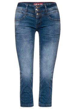 Street One - Jeans Shorts - blau