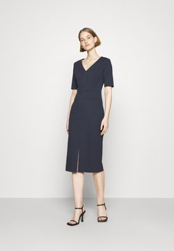 HUGO - KELISEA - Sukienka z dżerseju - dark blue