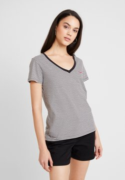 Levi's® - PERFECT V NECK - T-Shirt print - cloud dancer