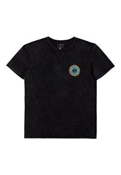 Quiksilver - T-shirt print - black