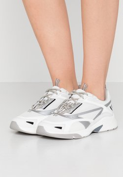 HUGO - GILDA RUNN - Sneakers laag - white