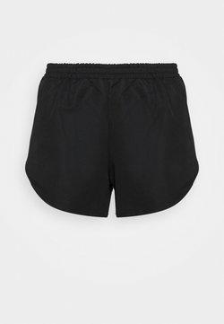 NU-IN - RUNNING SHELL SHORTS - Korte broeken - black
