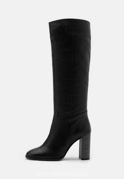 LAB - High Heel Stiefel - black