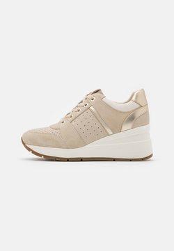 Geox - ZOSMA  - Sneaker low - beige