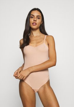 Skiny - STRINGBODY BALLET - Body - mahogany rose