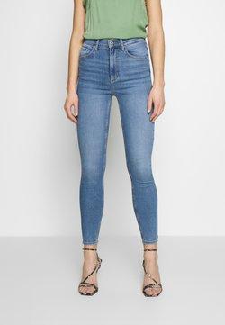 Pieces - NORA - Jeans Skinny Fit - light blue denim